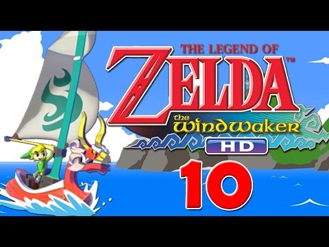 Wind Waker 10: We will miss you...stone baby