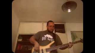 Voodoo Child Bass Cover