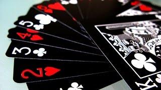 Карточный фокус урок 1