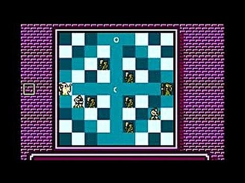 NES Games - Archon - Ultimate Chess Battle