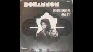 Bohannon Insides out (Album face1)