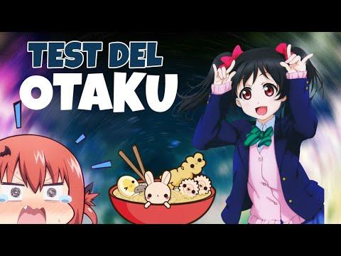 👇Eres Otaku? /🍣 TEST DE UN OTAKU