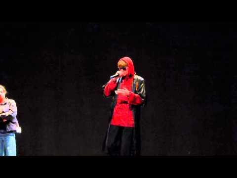 Chinese Philosophy Rap Battle, Dalton Kern representing Conficious