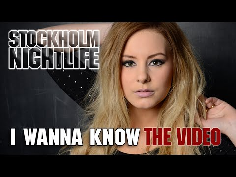 stockholm nightlife feat erika-i wanna know cliff wedge remix видеоклип