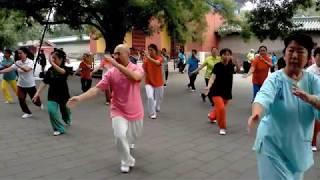 TaiChi forma de 24 movimientos estilo Yang