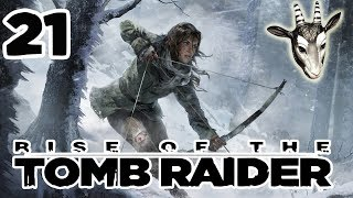"""#21 ● Raus aus der Hexenhöhle ● """"Rise of the Tomb Raider"""" [BLIND]"""