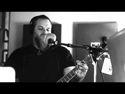 Scott Kelly - We let the hell come ( Neurosis Shrinebuilder ) live & acoustic @ the radio