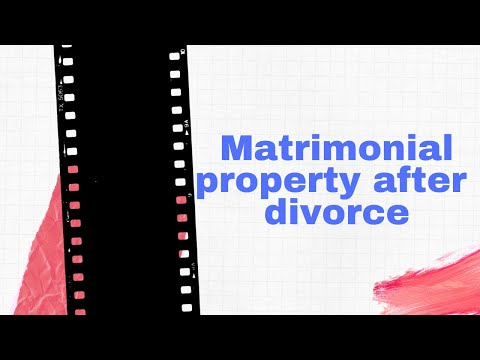 Family Law in Kenya (Part One): matrimonial property after divorce