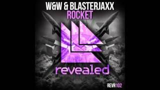 Hardwell Vs W&W & BlasterJaxx - Rocket Spaceman