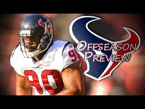 Should the Houston Texans re-sign Mario Williams?