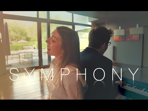 Symphony - Clean Bandit feat. Zara Larsson - ONE TAKE!! (27 On The Road cover)