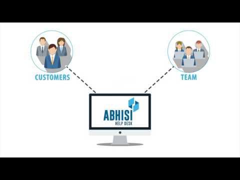 Abhisi Customer friendly Help desk