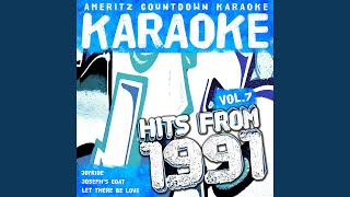 Just the Way It Is, Baby (In the Style of Rembrandts) (Karaoke Version)