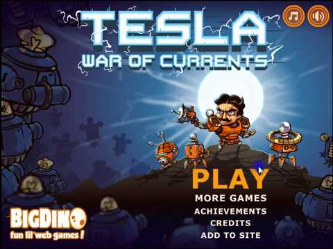 Tesla War Of Currents (Full Game)