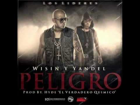 Peligro - Wisin Y Yandel COMPLETA NUEVO  2012 (LETRA) mp3