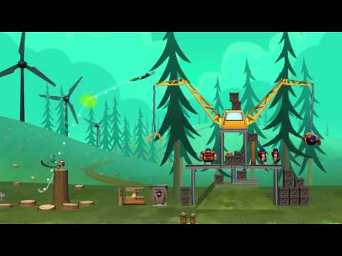 Beaver's Revenge - Android, iPhone, iPad App from Twisted Games