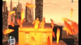 Gta 4 - Grenade stunt