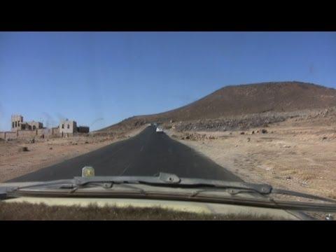イエメン旅行3日目 シャハラへの激しい道 Yemen Travel Day3