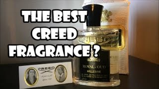 Fragrance Review - Creed Royal Oud with Simply Put Scents
