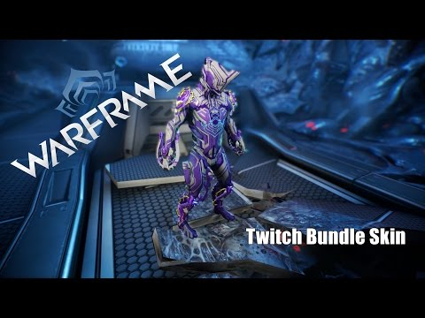 Warfame: Twitch Prominence Bundle Skins - Excalibur & Ankyros