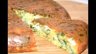 Пирог с Сыром и  Шпинатом в Мультиварке Скороварке Редмонд Рецепты для мультиварки скороварки