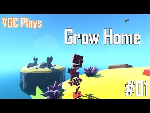 VGC Plays Grow Home! #01 |