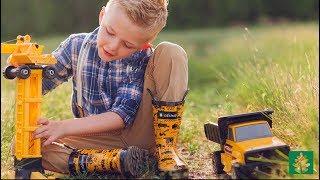 Oakiwear Children's Anytime Rain Boots: Construction