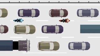 Pour une pratique sécurisée de la circulation inter-files