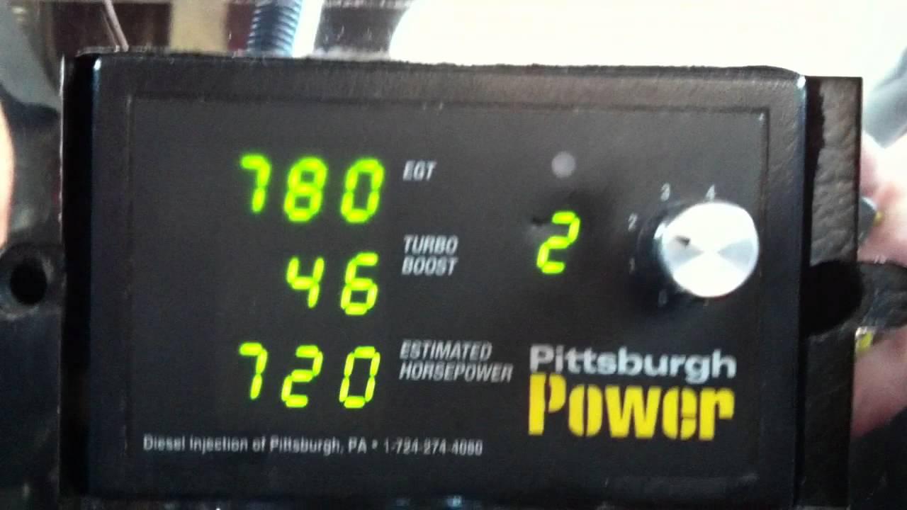 Pittsburgh box 750hp pull