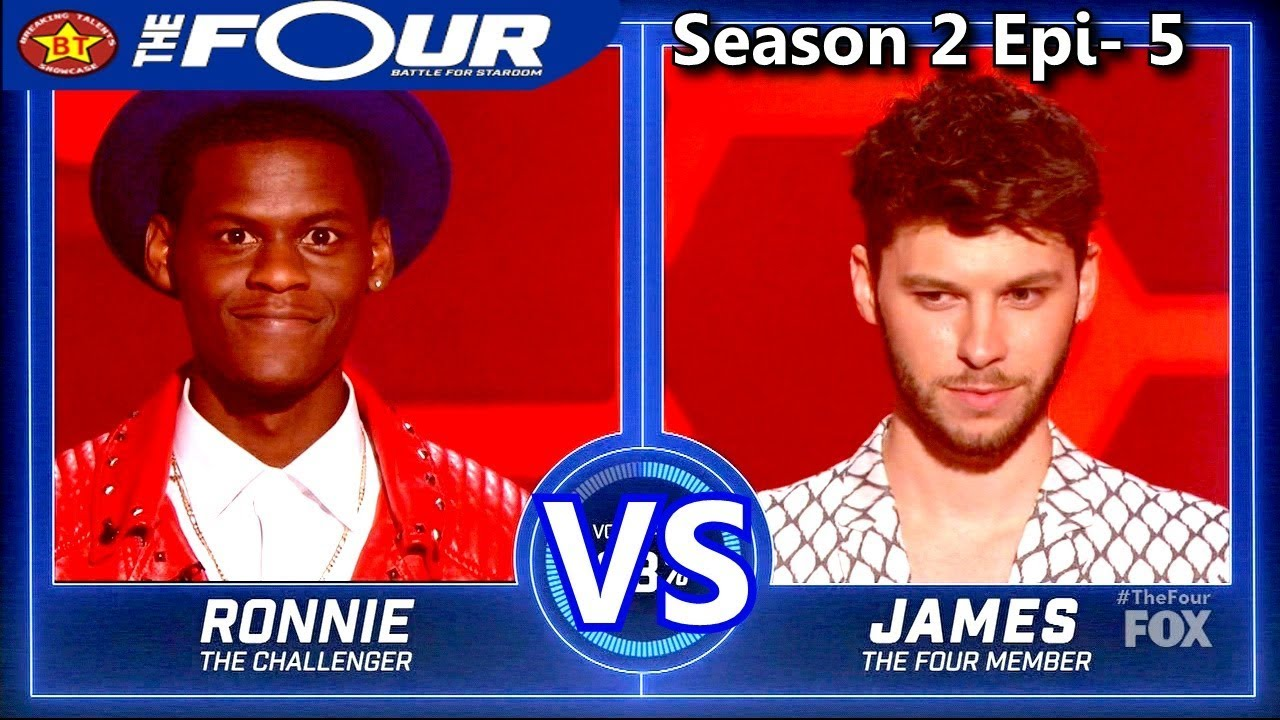 """Download James Graham vs Ronnie Smith Jr """"On Bended Knee"""" The Four Season 2 Ep. 5 S2E5"""