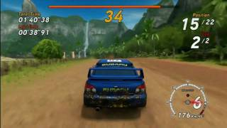 SEGA RALLY ONLINE REVIEW