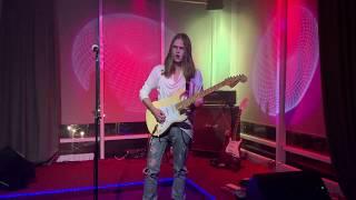 Yngwie Malmsteen Adagio - Far Beyond The Sun Live (Antonio Grebennikoff)