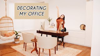 My Dream Office! Help Me Decorate/Style My Office!