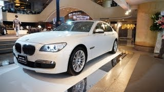 BMW 730Ld & 730d M Sport Edition 發表會