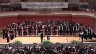 Schweizer Jugendchor & Jugendchor Bogazici Jazz Choir/Türkei: Die Oben Uf Em Bergli, EJCF Basel 2016