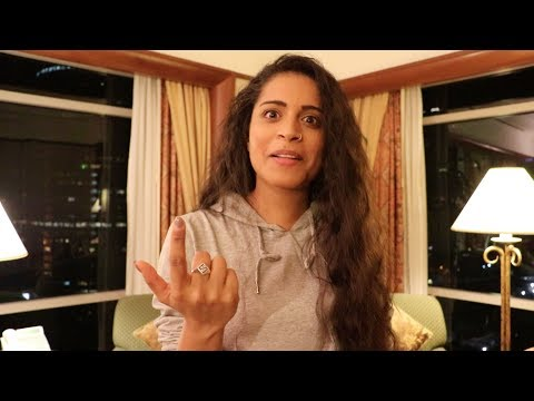 Ten Questions with Lilly Singh
