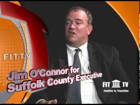 Jim O'Connor for Suffolk County Executive