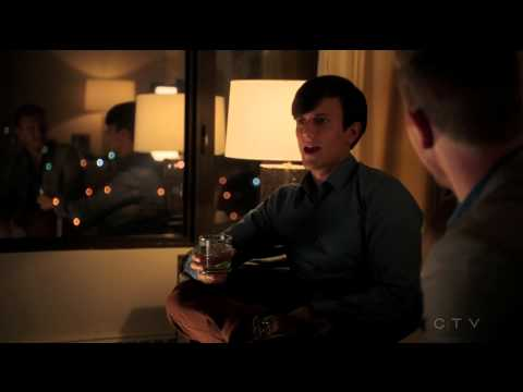 Rick Cosnett 3 Elias Harper & Simon Asher gay espionage  Quantico tv series