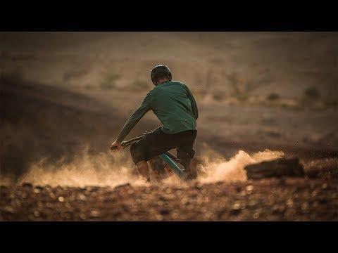 RIDING THE SUGAR TRAIL THROUGH THE DEAD SEA IN ISRAEL
