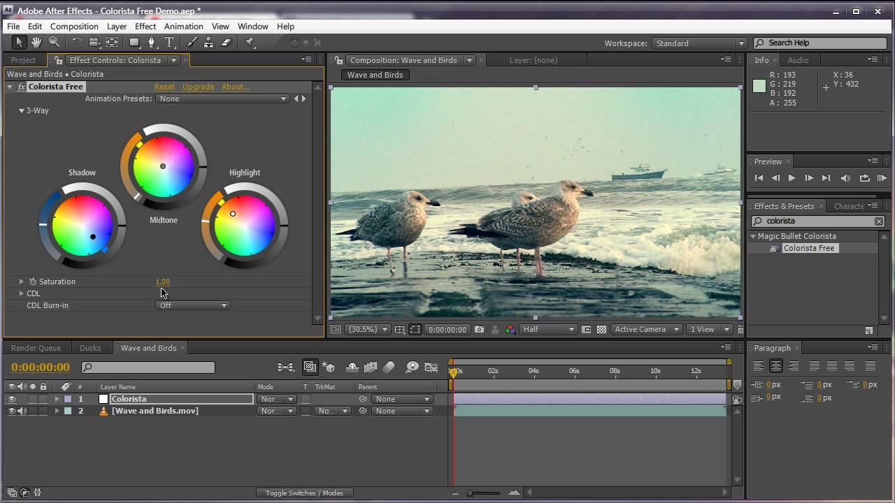 Magic Bullet Colorista Free: Professional Color Correction - YouTube