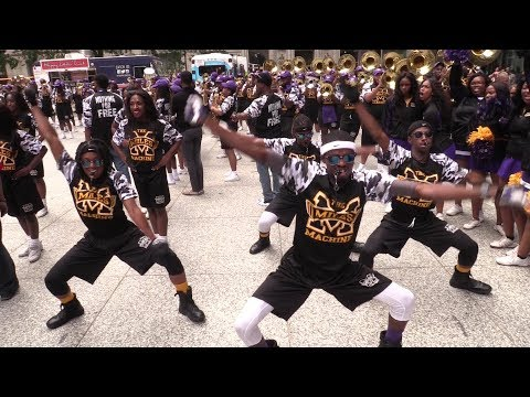 Miles College Band Vs Morehouse 2018 - Chicago Football Classic