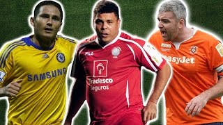 Top 10 Fat Footballers