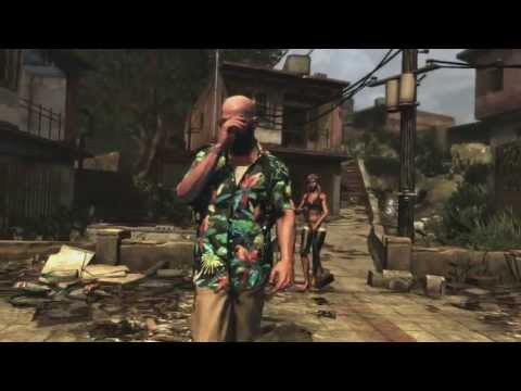Max Payne 3 Chapter VII, A Hangover from Mother Nature, Entering the Favela