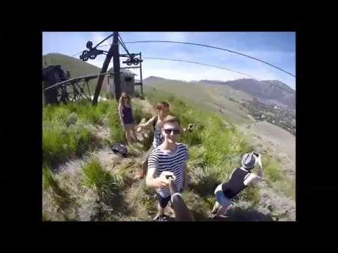 Work and Travel | Proctor Mountain, Sun Valley, Idaho, USA 2015