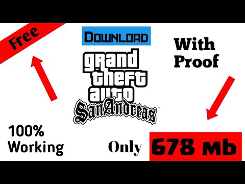 download gta san andreas torrent highly compressed