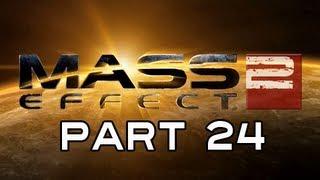 Mass Effect 2 Gameplay Walkthrough - Part 24 Party Crasher Let