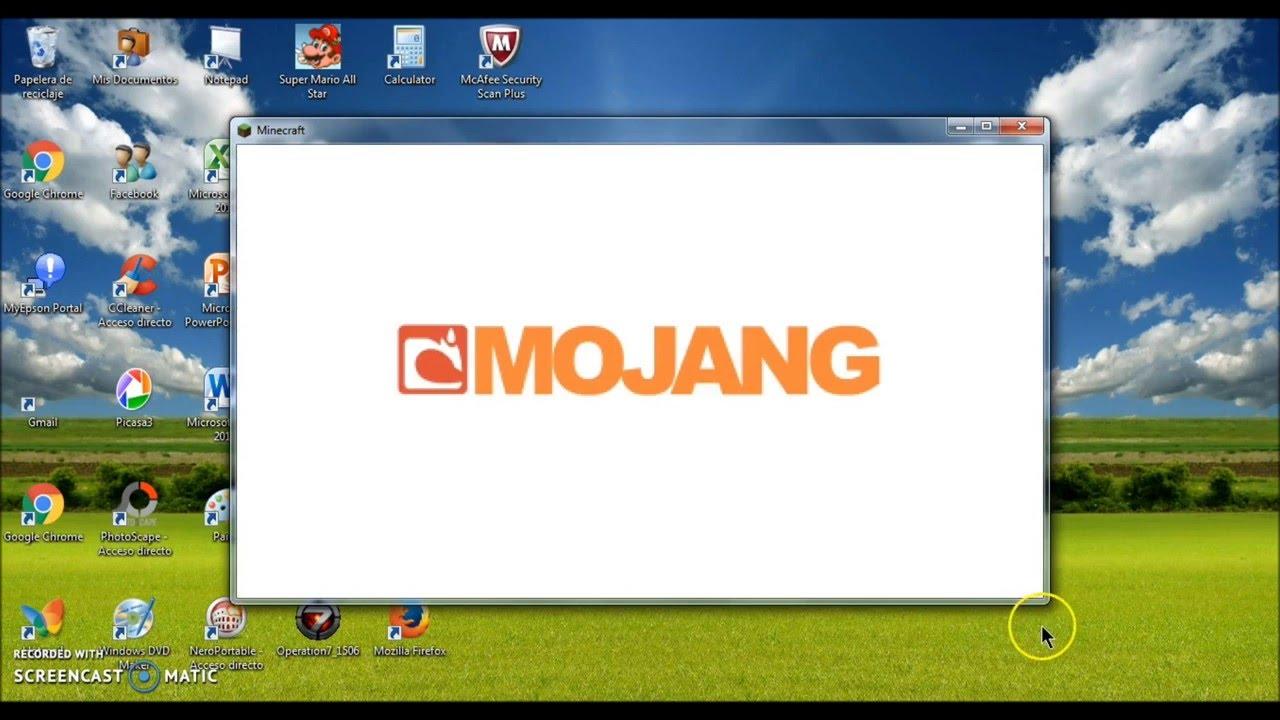 descargar minecraft para windows 10 gratis sin java