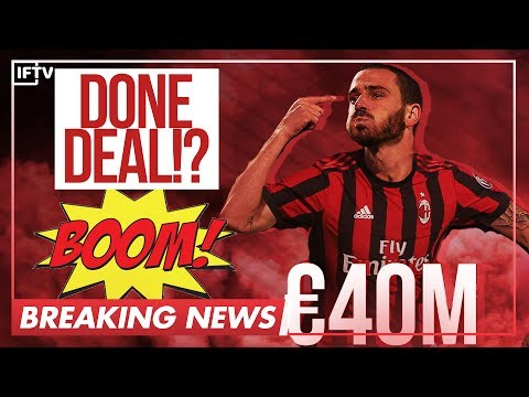 IT'S ACTUALLY HAPPENING...BONUCCI TO AC MILAN?? OUR THOUGHTS... | Serie A Transfer News