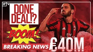 Video IT'S ACTUALLY HAPPENING...BONUCCI TO AC MILAN?? OUR THOUGHTS... | Serie A Transfer News download MP3, 3GP, MP4, WEBM, AVI, FLV Oktober 2017