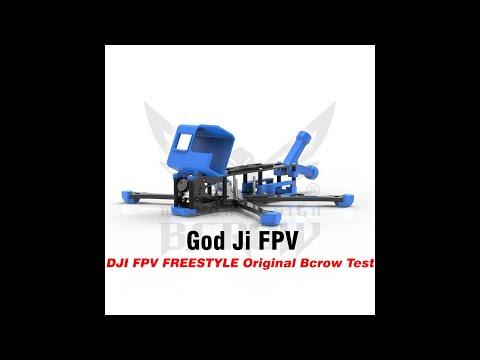 Фото DJI FPV FREESTYLE Original Bcrow Test by God Ji FPV